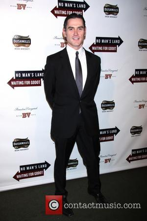 Billy Crudup - Opening Night After Party for Broadway's Waiting For Godot, held at the Bryant Park Grill - Arrivals....