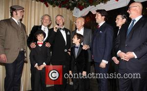 Shuler Hensley, Ian Mckellen, Adian Gemme, Sean Mathias, Colin Critchley, Patrick Stewart and Billy Crudup