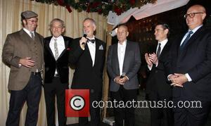 Shuler Hensley, Ian Mckellen, Sean Mathias, Patrick Stewart and Billy Crudup