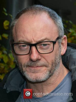 Liam Cunningham - Guests at Today FM included: Aoibhinn Ni Shuilleabhain, Liam Cunningham, and Jack L... - Dublin, Ireland -...