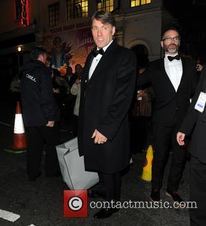 John Bishop - Royal Variety Performance at the London Palladium Theatre - Departures - London, United Kingdom - Monday 25th...