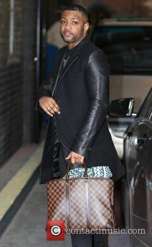 JB Gill - JLS outside the ITV studios - London, United Kingdom - Monday 25th November 2013