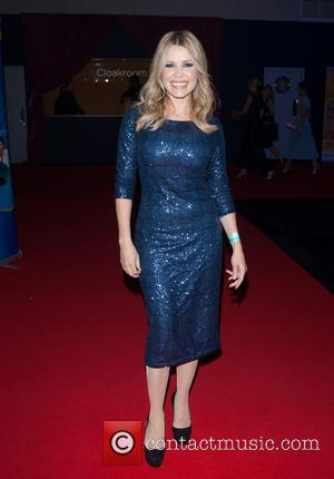 Melinda Messenger - British Curry Awards held at the Battersea Evolution - Arrivals. - London, United Kingdom - Monday 25th...