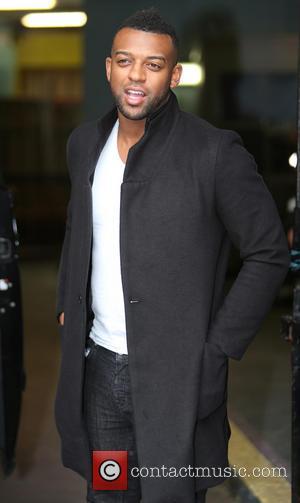 Oritse Williams - JLS outside the ITV studios - London, United Kingdom - Monday 25th November 2013