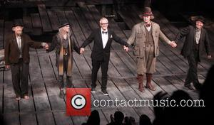 Ian Mckellen, Billy Crudup, Sean Mathias, Shuler Hensley and Patrick Stewart