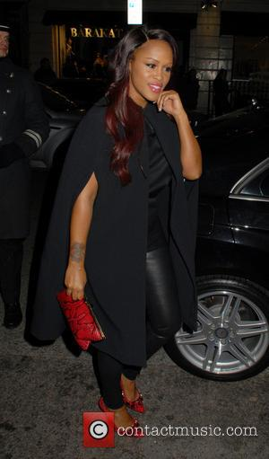 Eve - The Claridge's Christmas tree unveiling party held at Claridge's Hotel - Outside Arrivals - London, United Kingdom -...