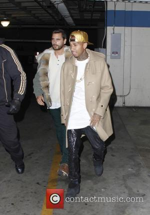 Tyga and Scott Disick