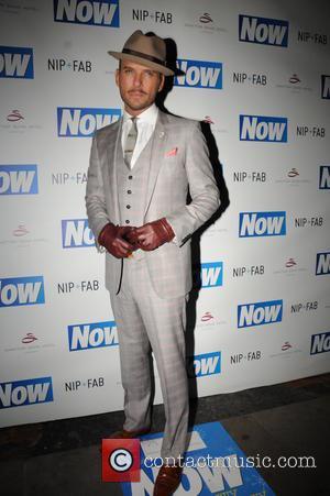 Matt Goss - Now Magazine Christmas Party at Soho Sanctum Hotel - Arrivals - London, United Kingdom - Tuesday 26th...