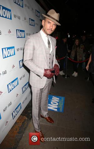 Matt Goss - Now Magazine Christmas Party held at Soho Sanctum Hotel - Arrivals - London, United Kingdom - Tuesday...