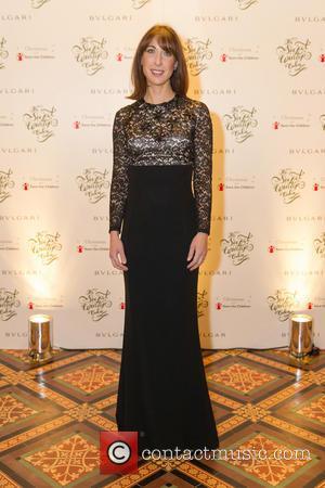 Samantha Cameron - Samantha Cameron at Save the Children's Secret Winter Gala sponsored by Bulgari, a festive fundraising event held...