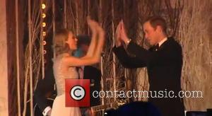 Taylor Swift, Prince William and Duke Of Cambridge