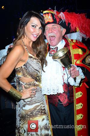 Lizzie Cundy and Town Crier