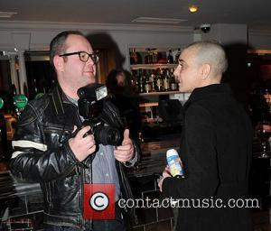 Sinead O'Connor - The Bord Gais Energy Irish Book Awards 2013 held at the Doubletree Hilton Hotel. During the event,...