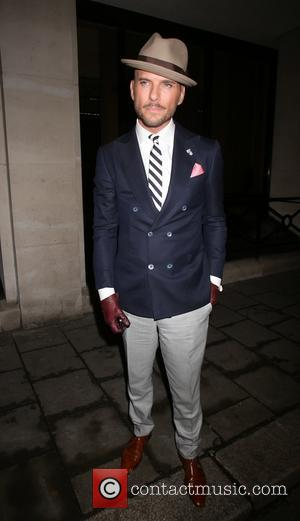 Matt Goss - Launch of the new FosseyTango album 'LoveChild' in aid of the Love A Child Foundation at Salvatore's...