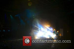 Simple Minds and Concert