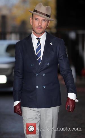 Matt Goss - Matt Goss outside the ITV studios - London, United Kingdom - Wednesday 27th November 2013