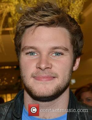 Jack Reynor - Transformers: Age of Extinction actor Jack Reynor at Brown Thomas with girlfriend Madeline Mulqueen as a guest...
