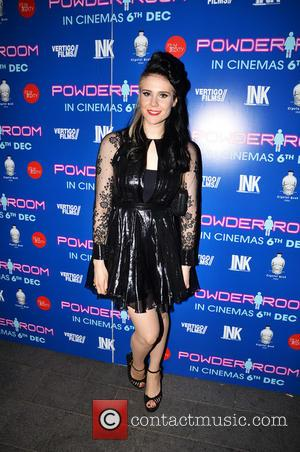 Kate Nash - UK Premiere of 'Powder Room' at Cineworld Haymarket - Departures - London, United Kingdom - Wednesday 27th...
