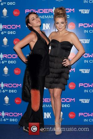 Jaime Winstone and Sheridan Smith