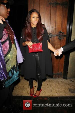 Eve - Rita Ora celebrates her birthday at The Box nightclub in disco theme fancy dress - London, United Kingdom...