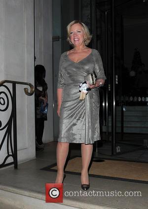 Deborah Meaden - Animal Hero Awards at the Langham Hotel - Departures - London, United Kingdom - Thursday 28th November...