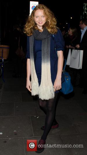 Lily Cole Buys A London Bookshop