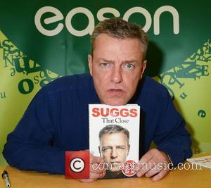 Suggs - Madness singer Suggs signs his book 'That Close' at Easons O'Connell Street... - Dublin, Ireland - Thursday 28th...