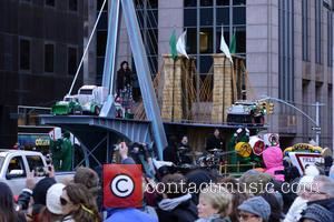 Cher Lloyd - 87th Annual Macy's Thanksgiving Day Parade - Manhattan, New York, United States - Thursday 28th November 2013