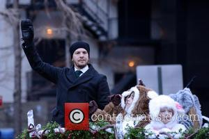 Gavin DeGraw - 87th Annual Macy's Thanksgiving Day Parade - Manhattan, New York, United States - Thursday 28th November 2013