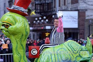Richard Simmons - 87th Annual Macy's Thanksgiving Day Parade - Manhattan, New York, United States - Thursday 28th November 2013