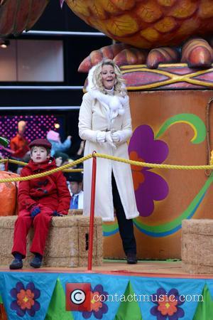 Sandra Lee - 87th Annual Macy's Thanksgiving Day Parade - Manhattan, New York, United States - Thursday 28th November 2013