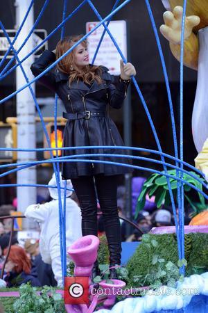Debby Ryan - 87th Annual Macy's Thanksgiving Day Parade - Manhattan, New York, United States - Thursday 28th November 2013