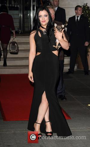 Shona McGarty - Animal Hero Awards at the Langham Hotel, London - London, United Kingdom - Thursday 28th November 2013