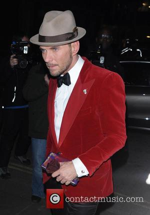 Matt Goss - Animal Hero Awards at the Langham Hotel - Departures - London, United Kingdom - Thursday 28th November...