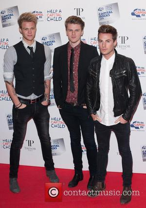 Lawson - Capital FM and Help A Capital Child present their fundraiser Capital Rocks at The Roundhouse - Arrivals. -...