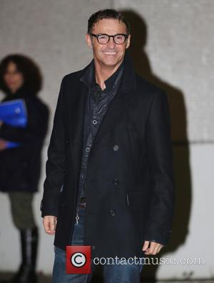 Marti Pellow - Marti Pellow outside the itv studios - London, United Kingdom - Thursday 28th November 2013