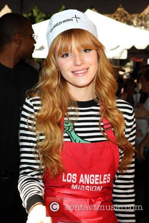 Bella Thorne Creates Coming-of-age Gown Collection