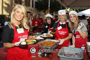 Gretchen Rossi, Kate Linder, Mary Beth Evans and Kate Mansi