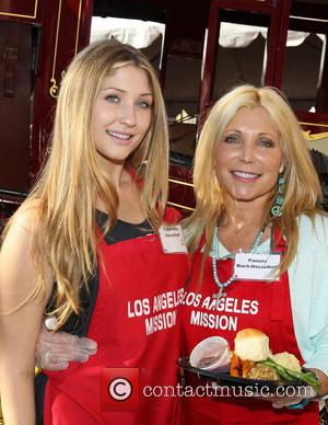 Taylor-ann Hasselhoff and Pamela Bach