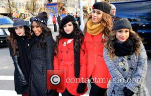 Fifth Harmony - Celebrities come out to celebrate the 2013 Macy's Thanksgiving Day Parade. - New York City, New York,...