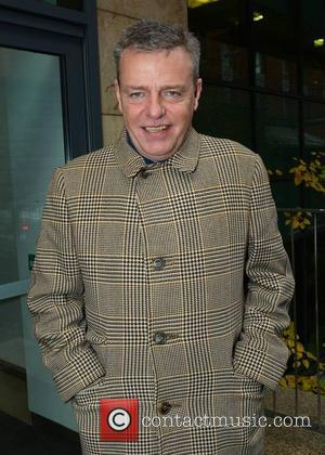 Suggs - Celebrities at the Today FM studios - Dublin, Ireland - Thursday 28th November 2013