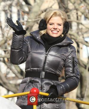 Megan Hilty - The 2013 Macy's Thanksgiving Day Parade in New York City - New York City, New York, United...