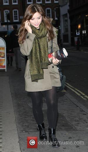 Jenna Louise Coleman - Jenna Louise Coleman out and about in Soho - London, United Kingdom - Friday 29th November...