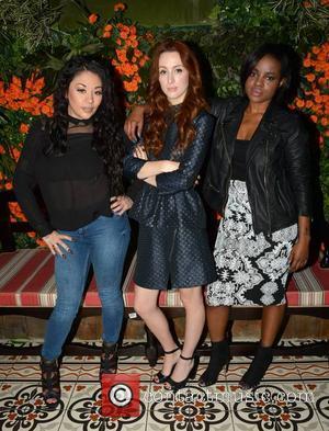 Mutya Buena, Siobhan Donaghy and Keisha Buchanan - Mks