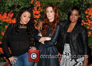 Mutya Buena, Siobhan Donaghy and Keisha Buchanan - MKS - Former original members of Sugababes (Mutya Buena, Siobhan Donaghy, Keisha...