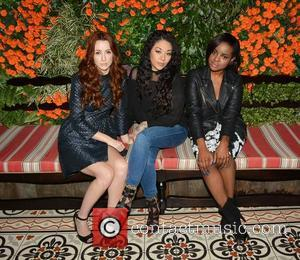 Siobhan Donaghy, Mutya Buena and Keisha Buchanan - Mks