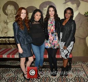 Siobhan Donaghy, Mutya Buena, Michelle Doherty and Keisha Buchanan