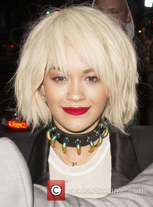 Rita Ora Cast In '50 Shades Of Grey' Film As Christian's Adopted Sister