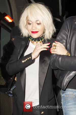 Rita Ora - Celebrities attend Kyle De'volle's birthday party celebrations at Bo Lang restaurant - London, United Kingdom - Friday...