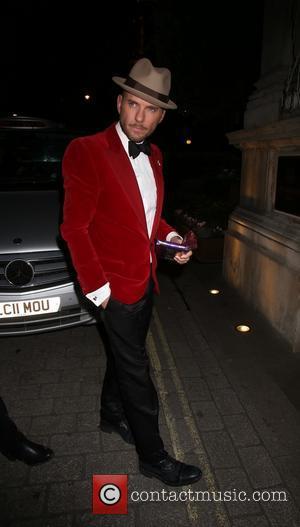 Matt Goss - Animal Hero Awards at the Langham Hotel - Departures - London, United Kingdom - Friday 29th November...
